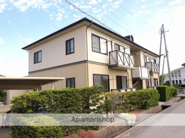 長野県松本市、平田駅徒歩39分の築22年 2階建の賃貸アパート