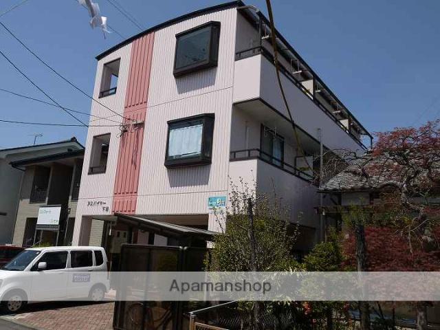 長野県松本市、松本駅バス20分追分下車後徒歩5分の築17年 3階建の賃貸マンション