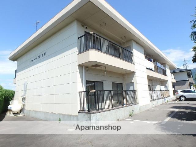 長野県松本市、平田駅徒歩25分の築32年 2階建の賃貸アパート