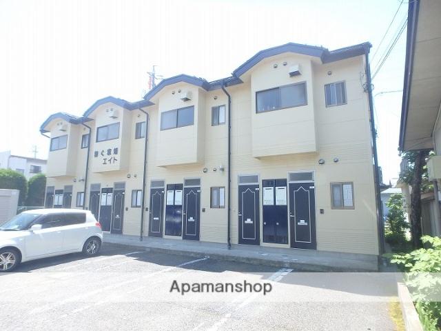 長野県松本市、南松本駅徒歩20分の築19年 2階建の賃貸アパート
