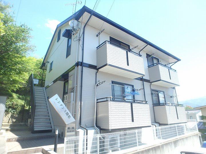 長野県松本市、北松本駅徒歩13分の築22年 2階建の賃貸アパート