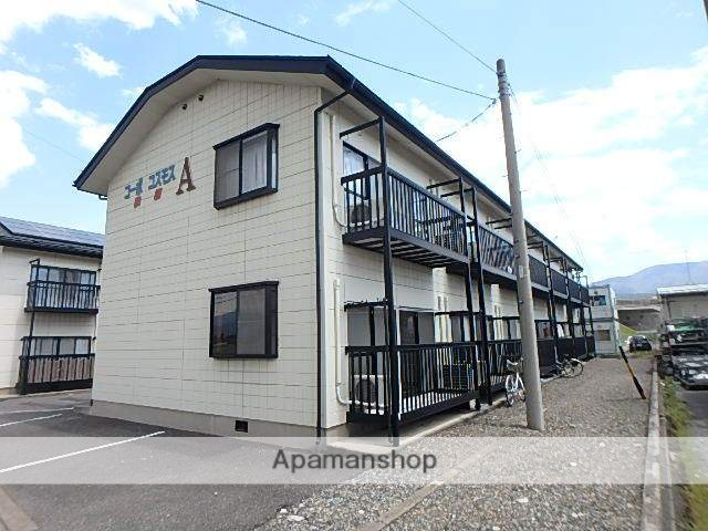 長野県松本市、村井駅徒歩25分の築21年 2階建の賃貸アパート