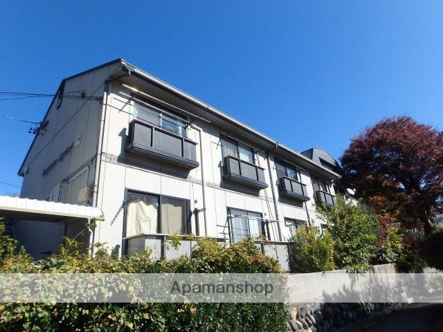 長野県松本市、北松本駅徒歩21分の築19年 2階建の賃貸アパート