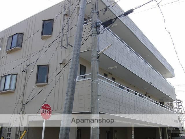 長野県松本市、松本駅バス15分松本第一高校下車後徒歩4分の築20年 3階建の賃貸マンション