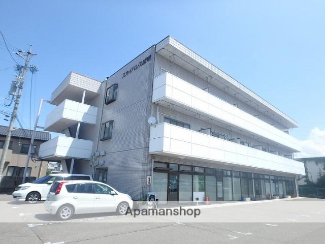 長野県松本市、平田駅徒歩20分の築24年 3階建の賃貸マンション