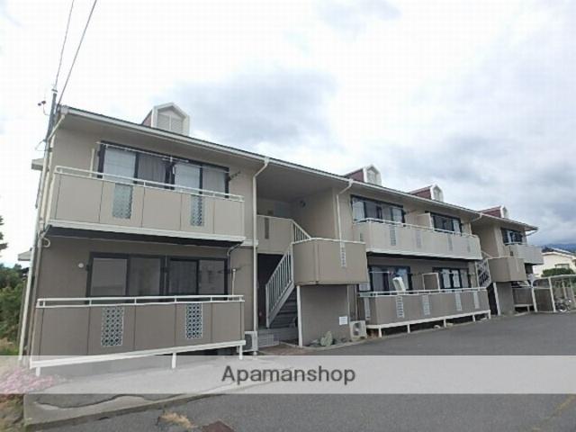 長野県松本市、南松本駅徒歩30分の築24年 2階建の賃貸アパート
