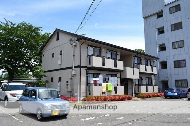 長野県松本市、松本駅徒歩28分の築22年 2階建の賃貸アパート