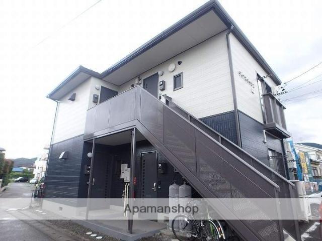 長野県松本市、松本駅徒歩28分の築14年 2階建の賃貸アパート