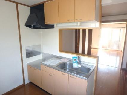 H・Flensia[2DK/51.05m2]のキッチン