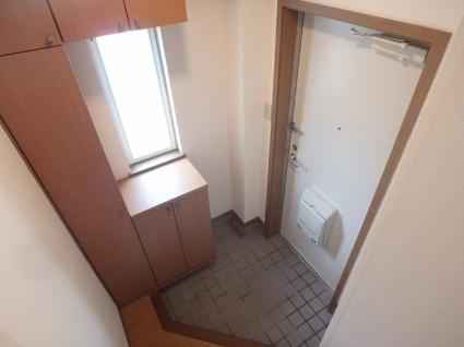 ベルク・ヴィラ A棟[3DK/61.87m2]の玄関