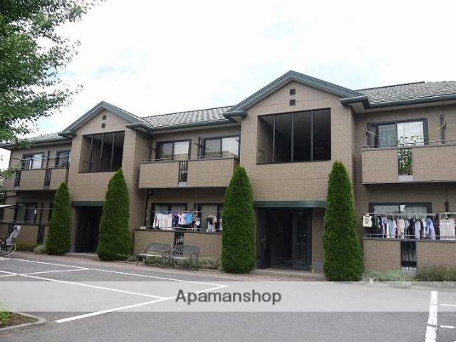 長野県松本市、松本駅徒歩30分の築16年 2階建の賃貸アパート