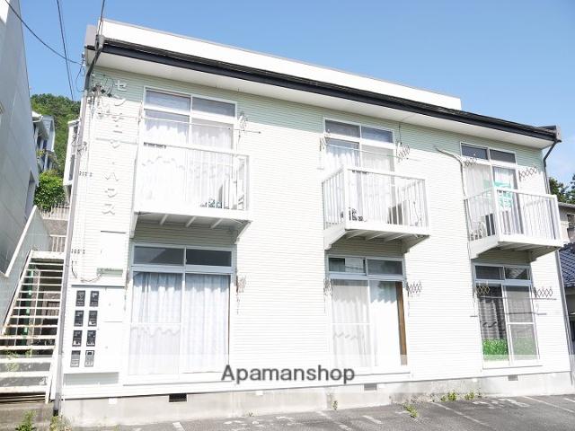 長野県松本市、南松本駅徒歩40分の築27年 2階建の賃貸アパート