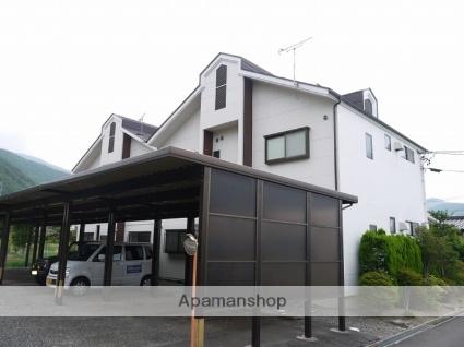長野県松本市、松本駅バス19分新井口下車後徒歩4分の築22年 2階建の賃貸アパート
