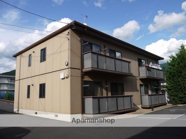 長野県松本市、松本駅バス13分北本町下車後徒歩10分の築13年 2階建の賃貸アパート