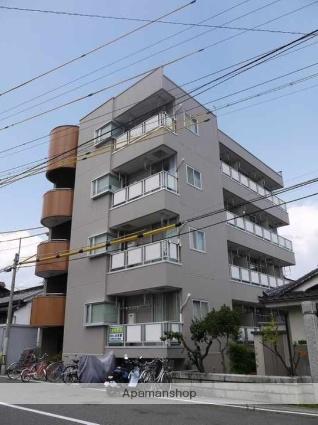長野県松本市、松本駅バス9分元町下車後徒歩7分の築29年 4階建の賃貸マンション