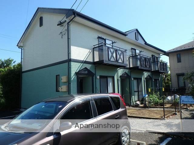 長野県松本市、下島駅徒歩30分の築13年 2階建の賃貸アパート
