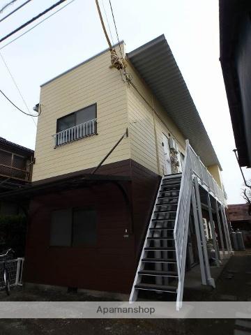長野県松本市、松本駅アルピコ交通バス8分和泉町下車後徒歩3分の築29年 2階建の賃貸アパート