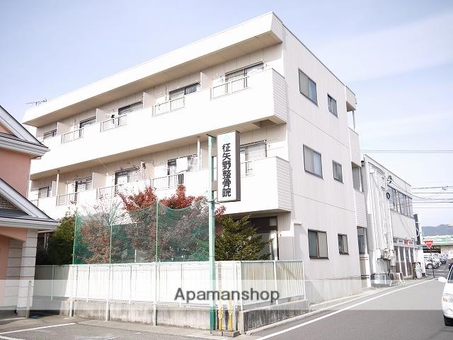 長野県松本市、松本駅アルピコバスバス14分中原町下車後徒歩1分の築29年 3階建の賃貸アパート