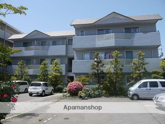 長野県松本市、北松本駅徒歩11分の築22年 3階建の賃貸マンション