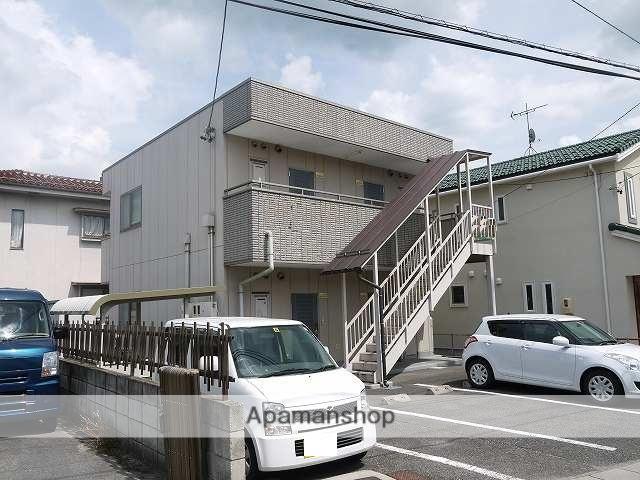 長野県松本市、松本駅バス15分南浅間下車後徒歩5分の築16年 2階建の賃貸アパート