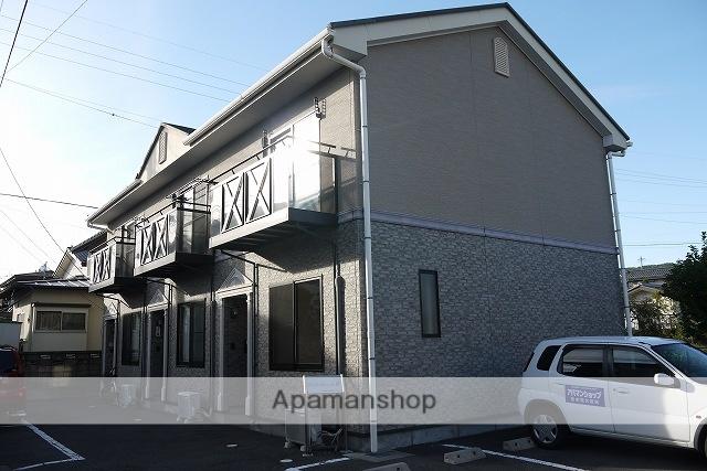 長野県松本市、松本駅バス16分中原町下車後徒歩4分の築13年 2階建の賃貸テラスハウス