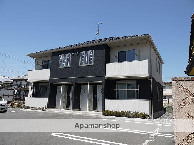長野県松本市、松本駅バス15分信州大学西門下車後徒歩3分の築7年 2階建の賃貸アパート