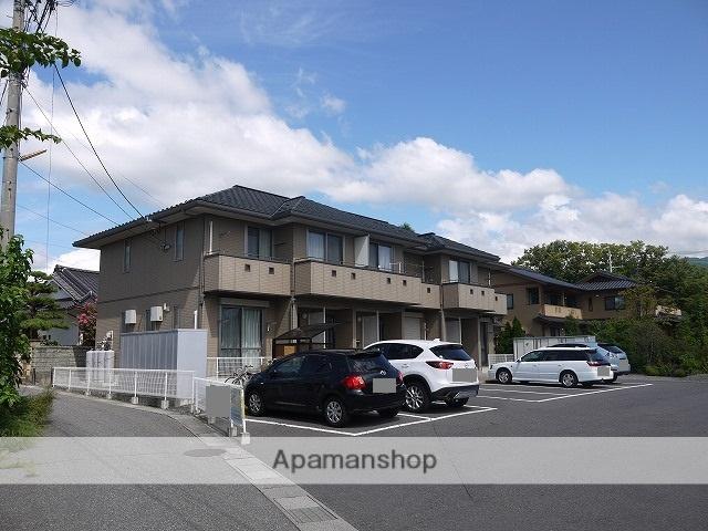 長野県松本市、松本駅バス14分元原町下車後徒歩5分の築12年 2階建の賃貸アパート