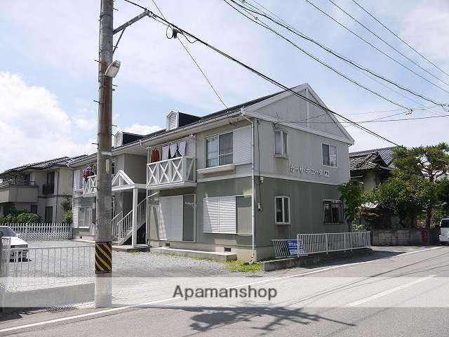 長野県松本市、北松本駅徒歩7分の築21年 2階建の賃貸アパート