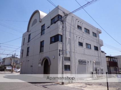 長野県松本市、松本駅徒歩28分の築32年 3階建の賃貸マンション