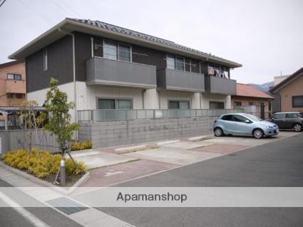 長野県松本市、村井駅徒歩10分の築11年 2階建の賃貸テラスハウス
