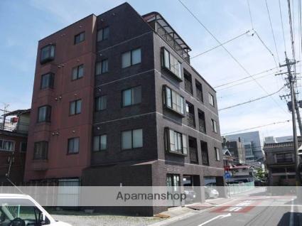 長野県松本市、北松本駅徒歩9分の築26年 5階建の賃貸マンション