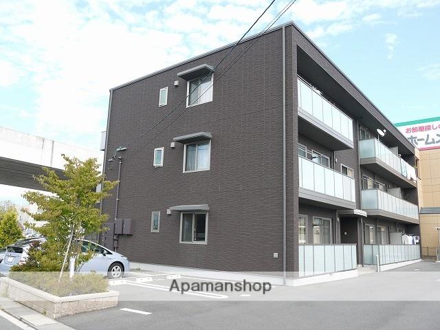 長野県松本市、平田駅徒歩3分の築7年 3階建の賃貸マンション