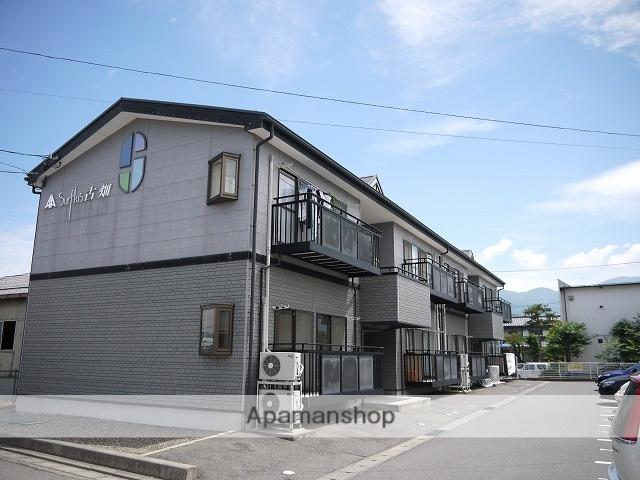 長野県松本市、南松本駅徒歩19分の築16年 2階建の賃貸アパート