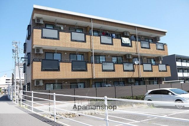 長野県松本市、松本駅徒歩10分の築14年 3階建の賃貸マンション