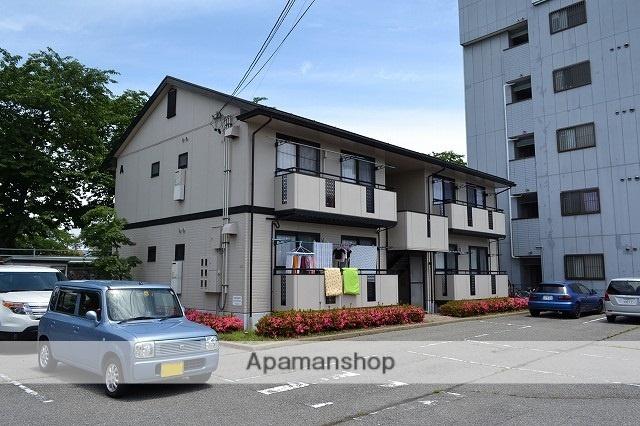 長野県松本市、南松本駅徒歩31分の築21年 2階建の賃貸アパート