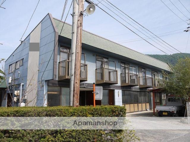 長野県松本市、松本駅バス15分南浅間下車後徒歩8分の築22年 2階建の賃貸アパート