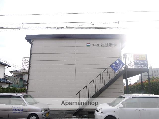 長野県松本市、平田駅徒歩5分の築31年 2階建の賃貸アパート