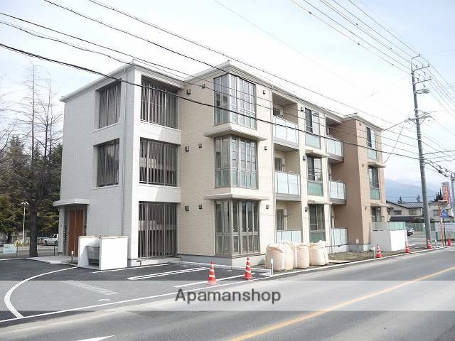 長野県松本市、南松本駅徒歩15分の築5年 3階建の賃貸マンション