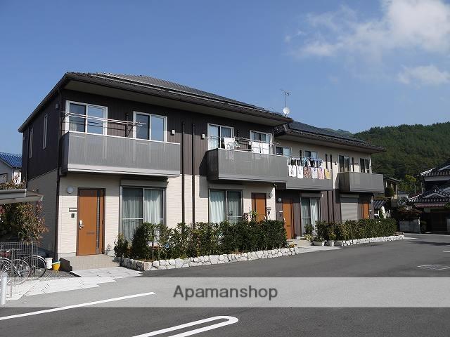 長野県松本市、松本駅バス25分下浅間下車後徒歩2分の築6年 2階建の賃貸テラスハウス