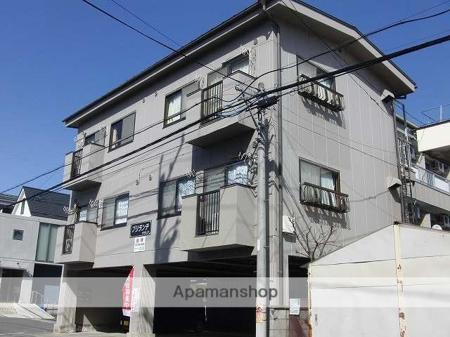 長野県松本市、松本駅バス18分松本第一高校下車後徒歩3分の築33年 3階建の賃貸マンション
