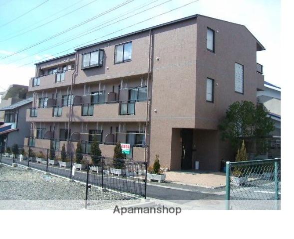 長野県松本市、松本駅バス8分萩町下車後徒歩2分の築13年 3階建の賃貸マンション