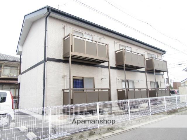 長野県長野市、長野駅徒歩34分の築19年 2階建の賃貸アパート