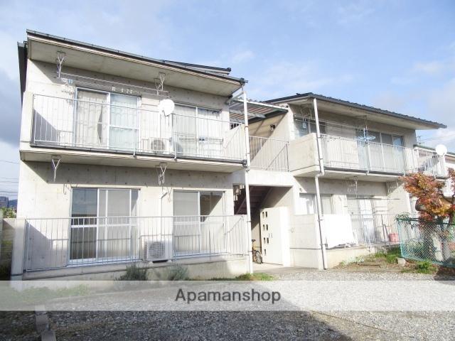 長野県長野市、善光寺下駅徒歩17分の築22年 2階建の賃貸マンション