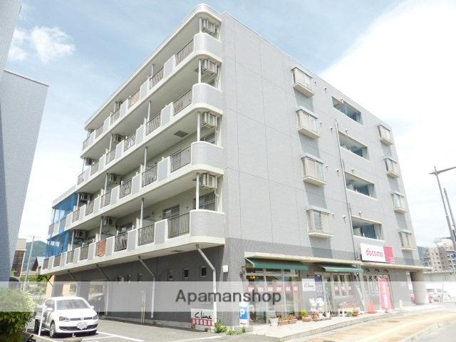 長野県長野市、市役所前駅徒歩17分の築15年 5階建の賃貸マンション