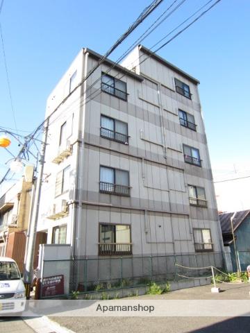長野県長野市、権堂駅徒歩3分の築20年 5階建の賃貸マンション