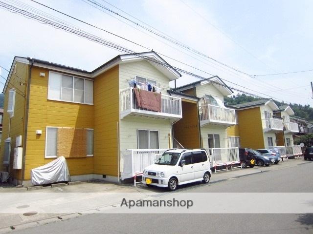長野県長野市、安茂里駅徒歩18分の築25年 2階建の賃貸アパート