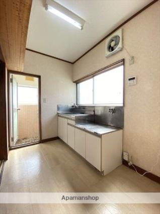 南風荘[1K/30m2]のキッチン