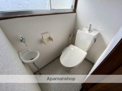 南風荘[1K/30m2]のトイレ