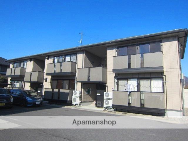 長野県長野市、安茂里駅徒歩9分の築16年 2階建の賃貸アパート