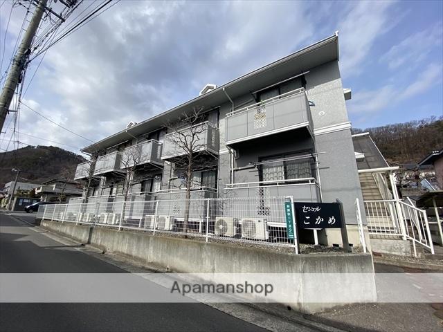 長野県長野市、権堂駅徒歩23分の築24年 2階建の賃貸アパート